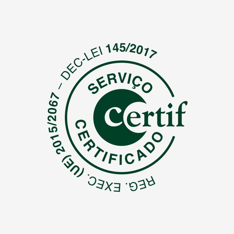 Certificação Certif 145/2017